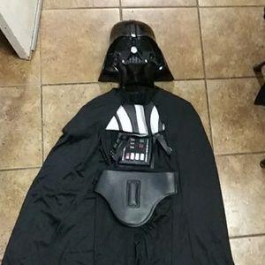 🎃Kids Darth Vader costume, Star Wars & Rubies (M)